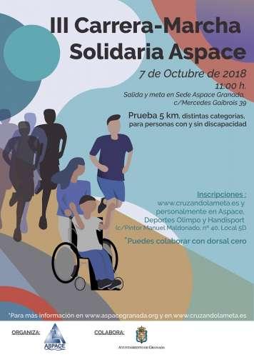 III Carrera - Marcha Solidaria ASPACE