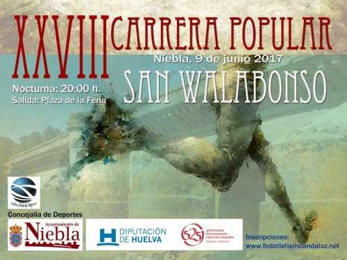 XXVIII Carrera Popular Nocturna San Walabonso