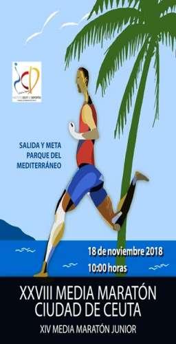 XXVIII Media Maratón Ciudad de Ceuta