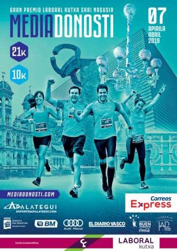 XIX Media Maratón de San Sebastián
