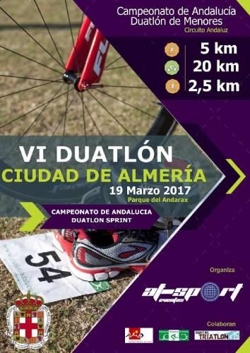 VI Duatlón Ciudad De Almería