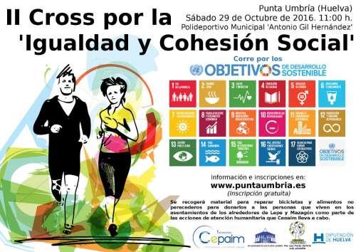 II Cross por la Igualdad y Cohesión Social