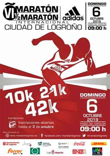 VI Maratón Internacional Ciudad de Logroño