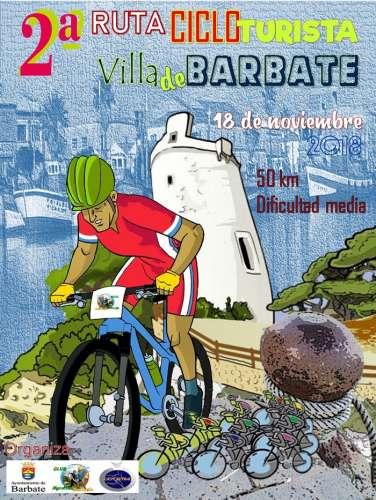 II Cicloturista Villa de Barbate