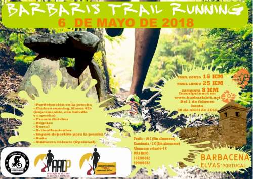 Barbaris Trail Running