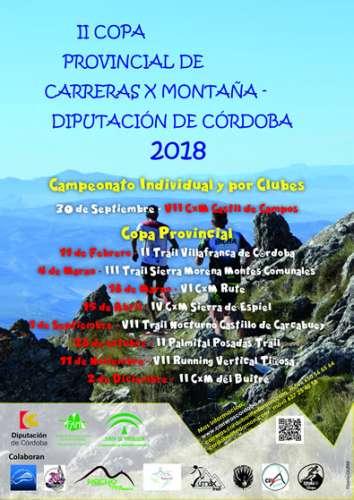 VII Trail Nocturno Castillo de Carcabuey