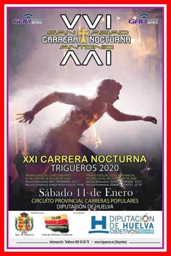 XXI Carrera Nocturna San Antonio de Abad