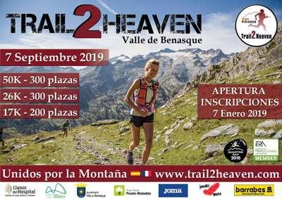 VI Trail 2 Heaven Valle de Benasque