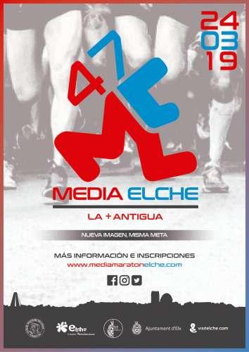 XLVII Media Maratón Internacional de Elche