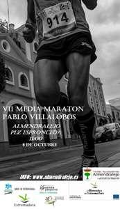 VII Media Maratón Pablo Villalobos