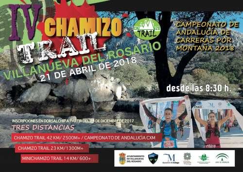 IV Chamizo Trail