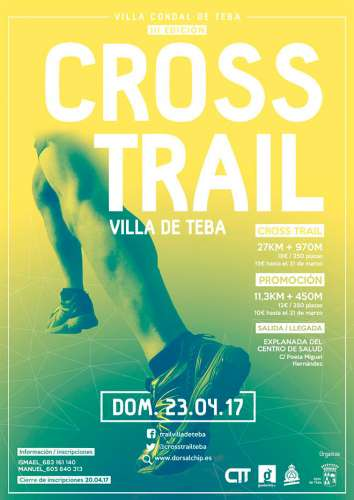 IV Cross Trail Villa de Teba