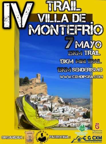 IV Trail Villa de Montefrío