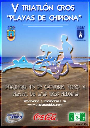 Carrera V Triatlón Cros Playas De Chipiona