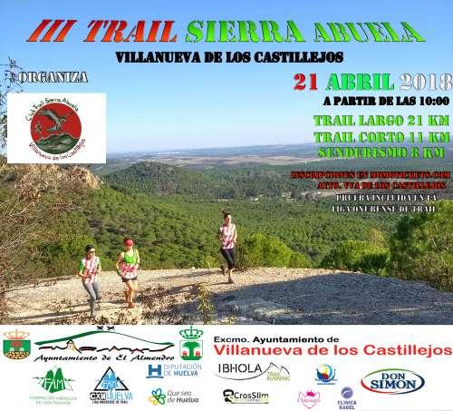 Carrera III Trail Sierra Abuela