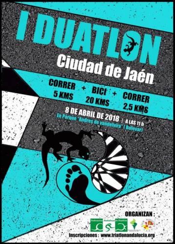 Carrera I Duatlón Ciudad De Jaén