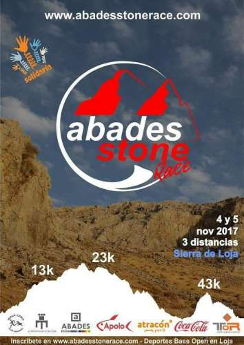 Abades Stone Race