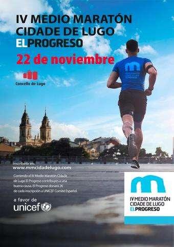 Carrera IV Medio Maratón Cidade de Lugo - El Progreso