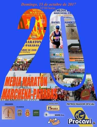 XX Media Maratón Marchena-Paradas