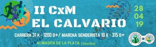 II CxM El Calvario