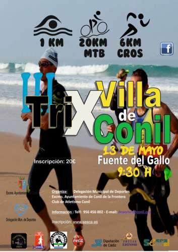 III TriX Villa de Conil