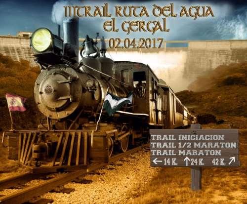 III Trail Ruta del Agua - El Gergal