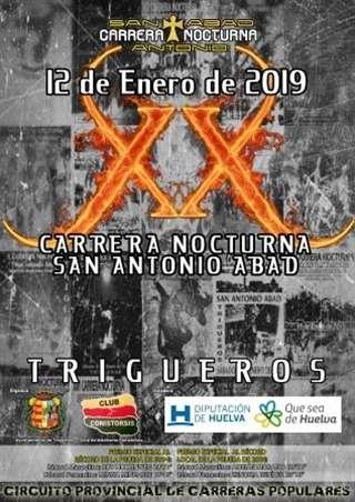 Carrera Popular XX Carrera Nocturna San Antonio de Abad