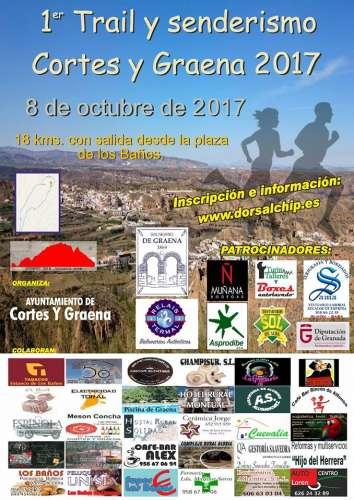 I Trail Senderismo Cortes y Graena