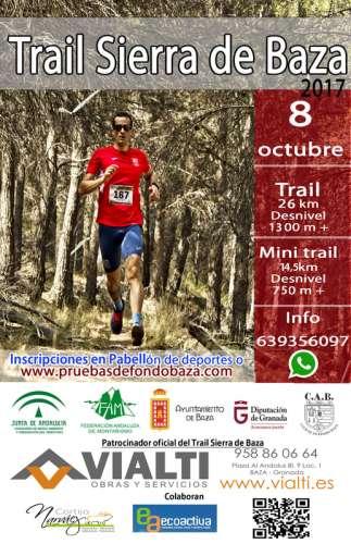 I Trail Sierra de Baza