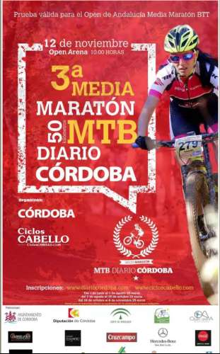 III Media Maratón MTB Diarío de Córdoba