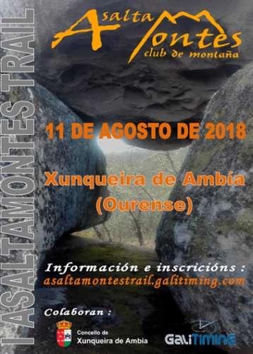 I Asaltamontes Trail