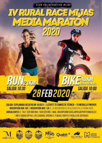 IV Rural Race Mijas Media Maratón