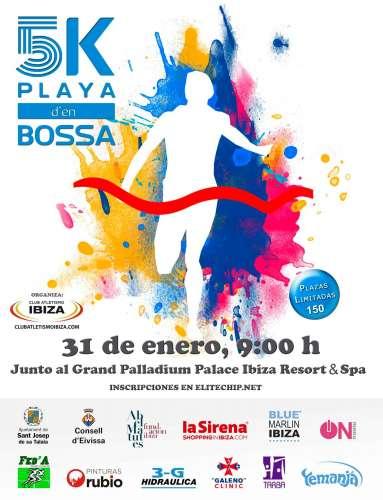 5K Playa den Bossa