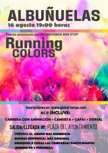 III Running Colors de Albuñuelas