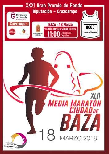 XLII Media Maratón Ciudad de Baza