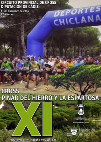 XI Cross Pinar del Hierro y la Espartosa