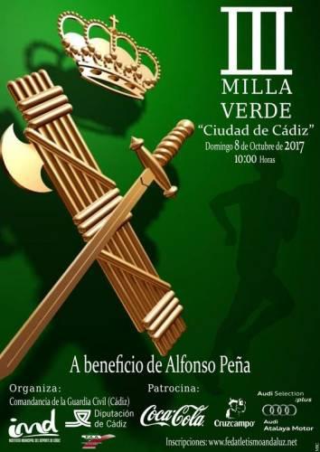 III Milla Verde Ciudad de Cádiz