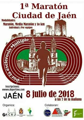 I Maratón en Pista Ciudad de Jaén