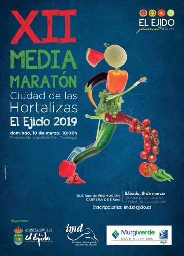 XII Media Maratón Ciudad de Las Hortalizas