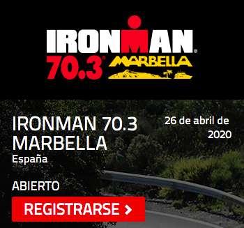 Carrera Ironman Marbella 70.3