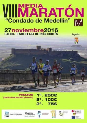 VIII Media Maratón Condado de Medellín