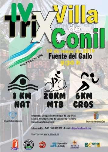 IV TriX Villa de Conil