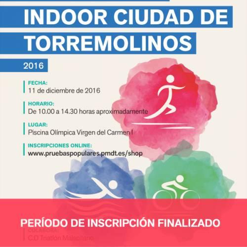 XIX Triatlon Indoor Ciudad de Torremolinos