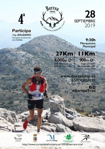 Carrera IV Berrea Trail