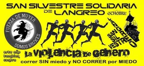 San Silvestre Solidaria de Langreo