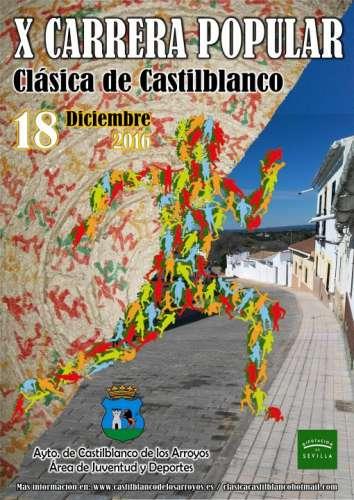 X Carrera Popular Clásica de Castilblanco