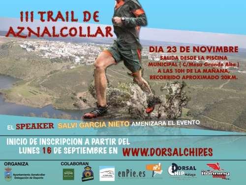 Carrera III Trail de Aznalcóllar