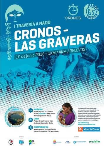 I Travesía a Nado Cronos-Las Graveras