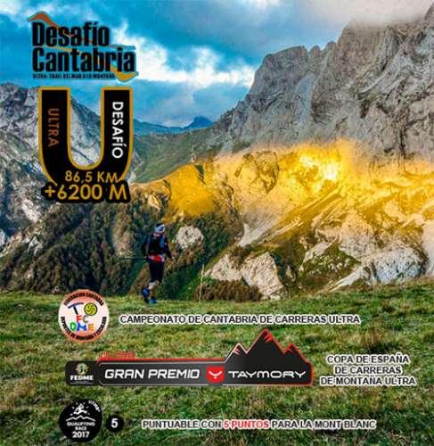 Carrera Ultra Desafío Cantabria