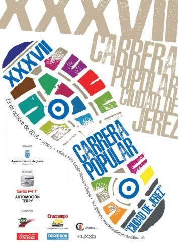 XXXVII Carrera Popular Ciudad de Jerez